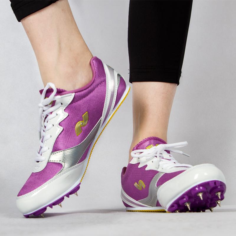 男女学生专业雄威田径v男女跑鞋短跑鞋钉鞋中高考田径鞋钉子