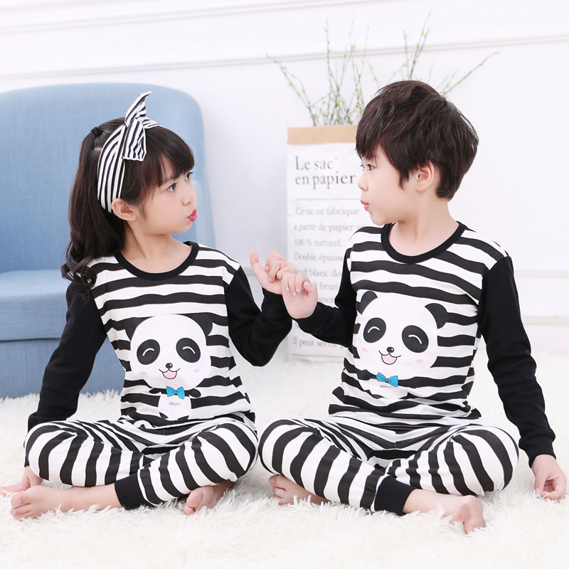 Black Black Panda Set B Clothes