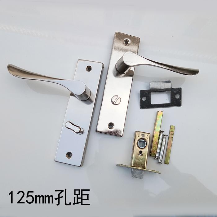 Usd 9 43 Bathroom Lock Bathroom Door Lock Aluminum Door Handle Lock