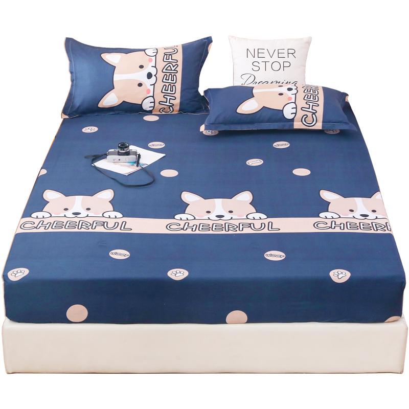 全尺寸同价【卡莫妮】床单全包床笠