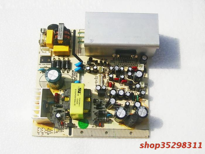 50W multimedia subwoofer amplifier with switching power supply tda8947  subwoofer pure power amplifier board