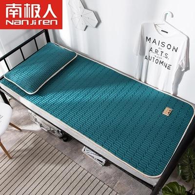 泰国乳胶凉席三件套天丝空调软席子1.5冰丝1.8床可折叠水洗两件套
