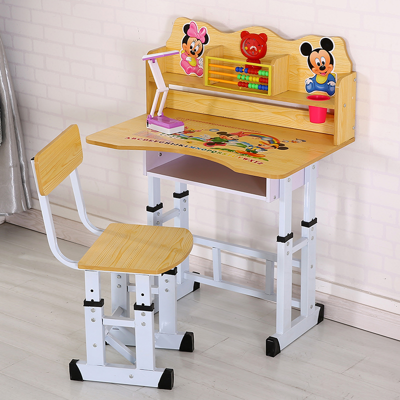 children s study table and chair set student desk work table