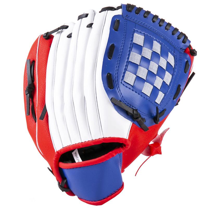 Găng tay bóng chày thanh niên người lớn bóng chày găng tay trẻ em bóng chày sinh viên đại học thể thao thiết bị lớp bóng mềm găng tay ném bóng - Bóng chày