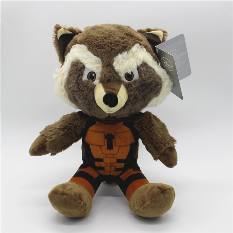 【便利公仔】含運 銀河護衛隊火箭浣熊樹人格魯毛絨玩具公仔玩偶布娃娃兒童生日禮物