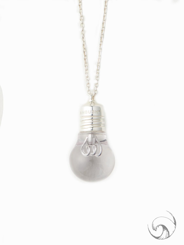 【國內現貨】AMBUSH燈泡項鏈 LIGHT BULB CHARM金銀吊墜掛飾
