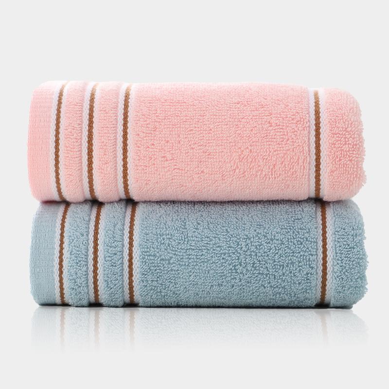 超市一条14.9元【2条装】莱朵纯棉毛巾
