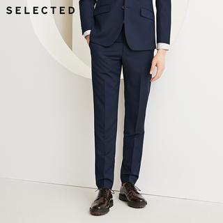 Брюки,  SELECTED мысль сорняки мораль мужской бараны волосы твердый тонкий бизнес официальная одежда брюки T|41816B502, цена 4029 руб