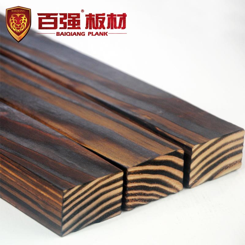 Карбонизированное дерево Hundred  30*50