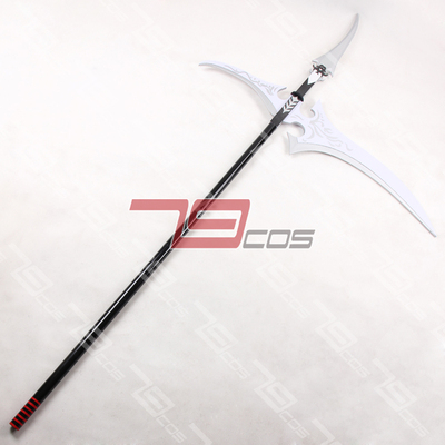 taobao agent 79COS Final Fantasy Zero Sith Six-Point Sickle Simple Weapon Model COSPLAY Props Boutique