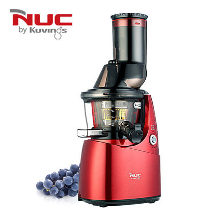 Juicer Korea NUC NF7620 Low-Speed Multi-Functional Fruits & Vegetables Juicer