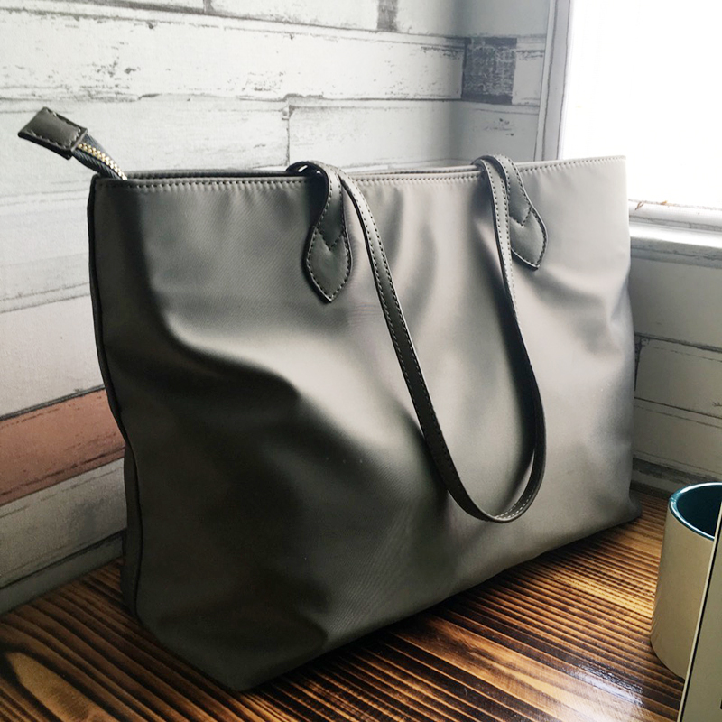 Shoulder bag female bag 2018 new commuter canvas bag shoulder bag nylon  dumplings handbags portable large. Zoom · lightbox moreview · lightbox  moreview ... b72d672b3667c