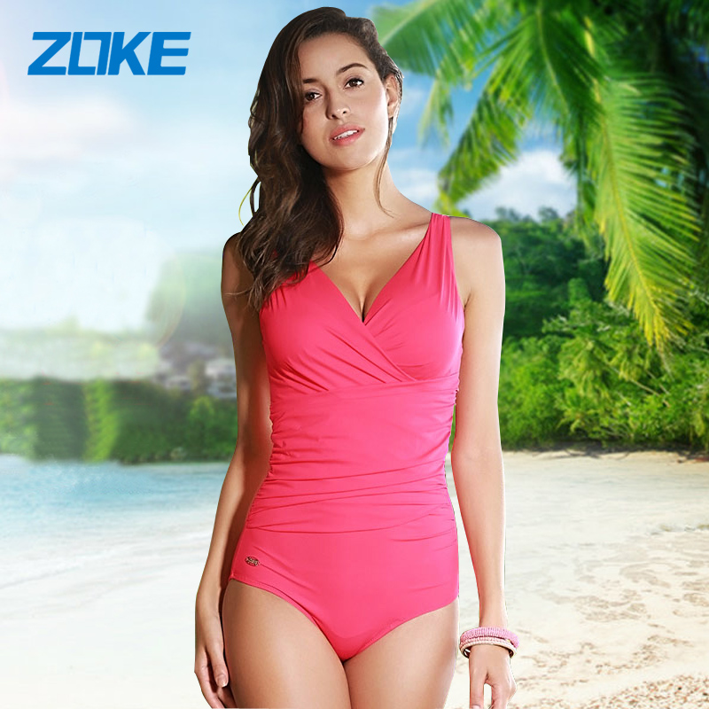 d56dafbabc319 Chau ke one-piece swimsuit female with a small chest gathered to increase  the size. Zoom · lightbox moreview · lightbox moreview ...