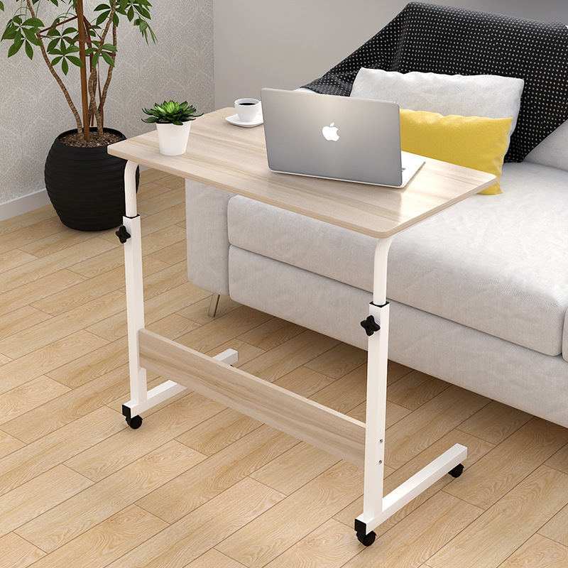 Desk Simple Home Single Folding Small Table Bed Dormitory Student Bedside  Laptop Desk