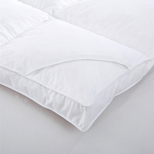Five-star hotel bedding mattress comfort cushion feather velvet protection cushion mattress cushion cotton mattress thicker and soft
