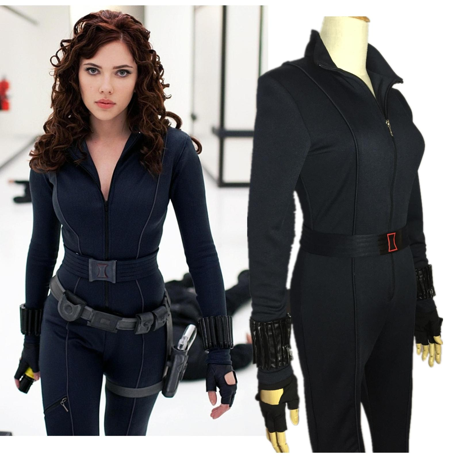 Usd 60 38 Captain America 3 Black Widow Cosplay Avengers
