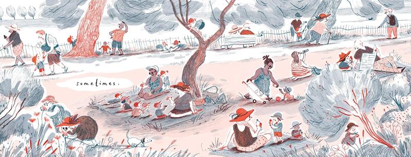 Rachel Stubbs My Red Hat 我的紅帽子 精品繪本 低幼故事繪本親子關系睡前閱讀 精裝 英文原版 3-6歲