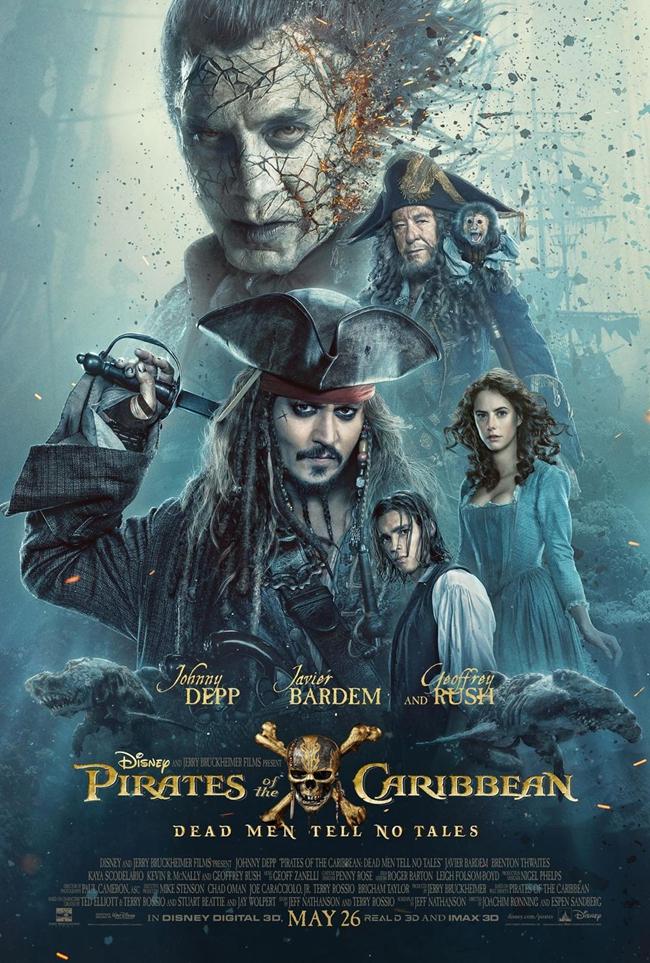 [文閲原版]加勒比海盜5 死無對證 英文原版小說 Pirates of the Caribbean: Dead Men Tell No Tales 電影小說