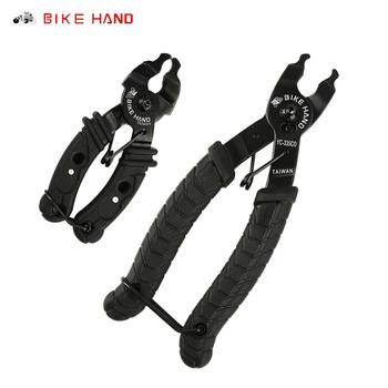 Выжимка цепи,  Bike hand горный велосипед велосипед цепь волшебная кнопка разборка инструмент быстро пряжка плоскогубцы демонтировать цепь не- вырезать цепь, цена 439 руб