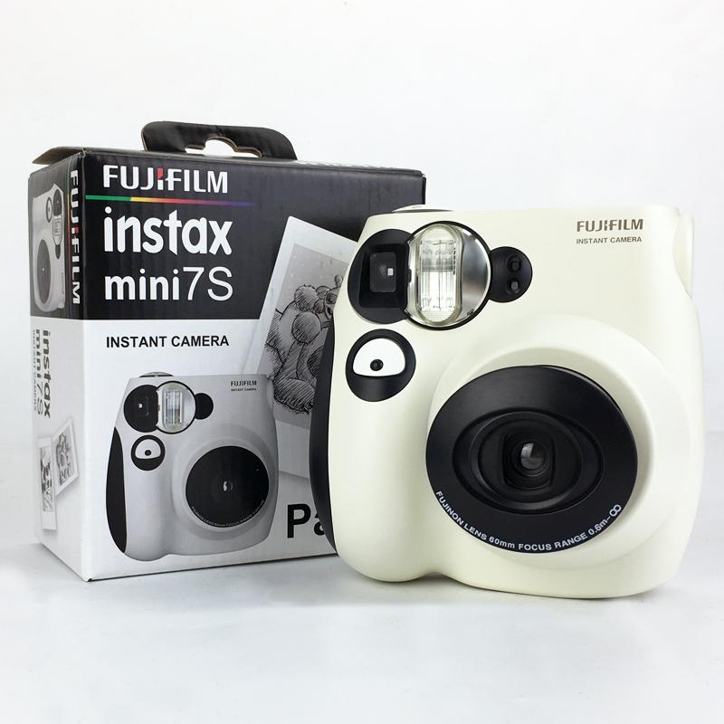 Fujifilm/ фудзи бить стоять получить mini7s панда один раз становиться так камера пакет содержать фотобумага обновление версии 7c