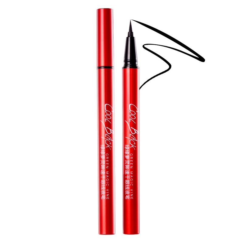 Long-lasting Non-staining Waterproof And Sweat-proof Seal Eyeliner 3 Sets Of Non-marking Big Eyes Fixed Makeup Beginner Eyeliner Sturdy Construction Eyeliner Back To Search Resultsbeauty & Health