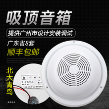 Beijing Weiyin WY-XD5-5 Surface Mounted Ceiling Speaker Fire Radio Speaker Original Genuine Spot