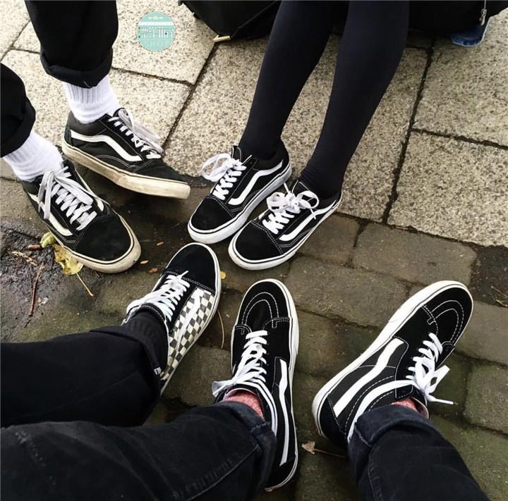VANS SK8 Old Skool men's shoes low-cut
