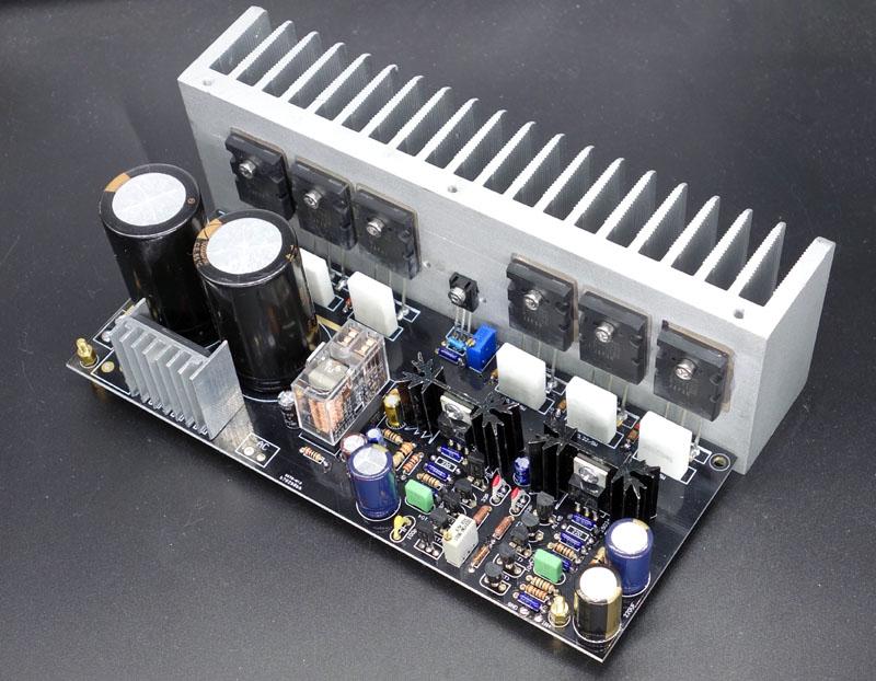 Power Amplifier Hi End : douk audio hi end amplifier 2 0 channel stereo high power amp 940106145840 ebay ~ Hamham.info Haus und Dekorationen