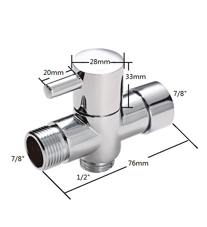 Add Plumbing For Kitchen Sink Sprayer Diverter Valve