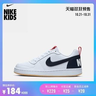 Nike nike официальный COURT BOROUGH LOW (GS) заправила движение обувь обувь низкий 839985, цена 3431 руб