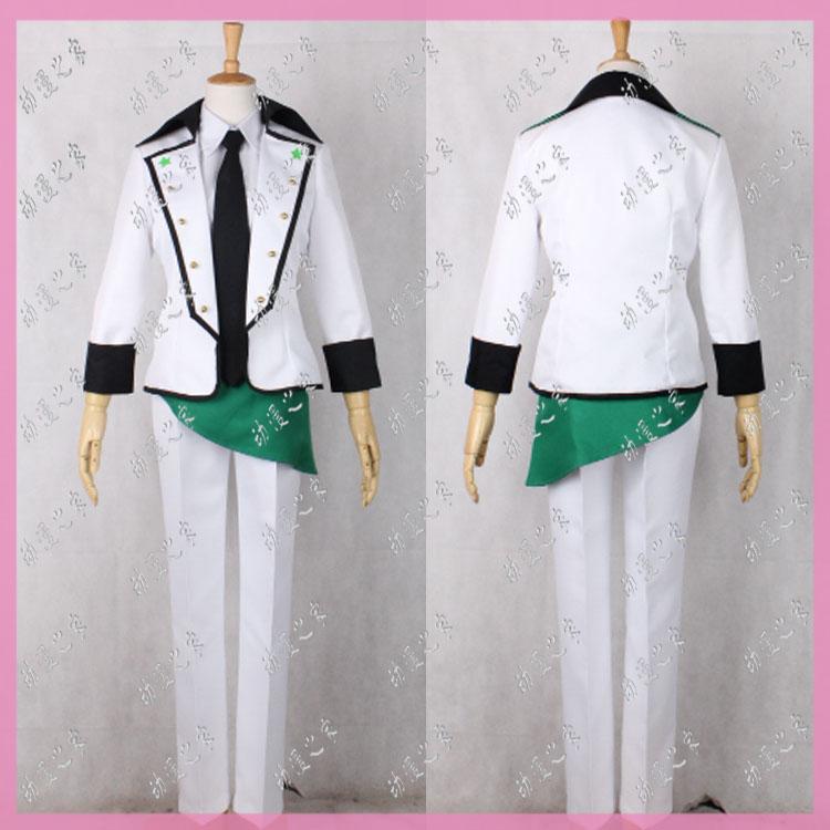 之家服装cosplay新品高校星歌剧星谷悠太打歌服动漫