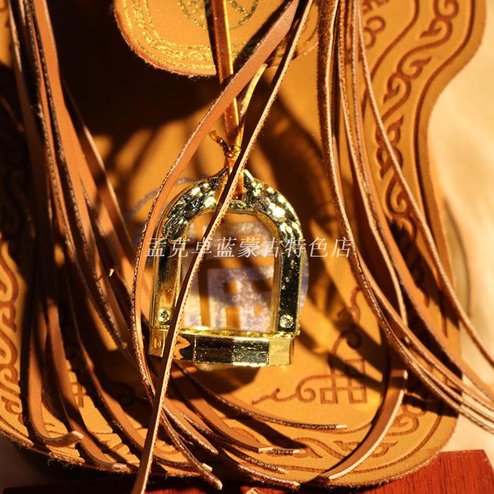 Сувенир монголов Национальные конные седла ремесла украшения творческие украшения внутренней Монголии с Прейри подарок сувенир Бесплатная доставка