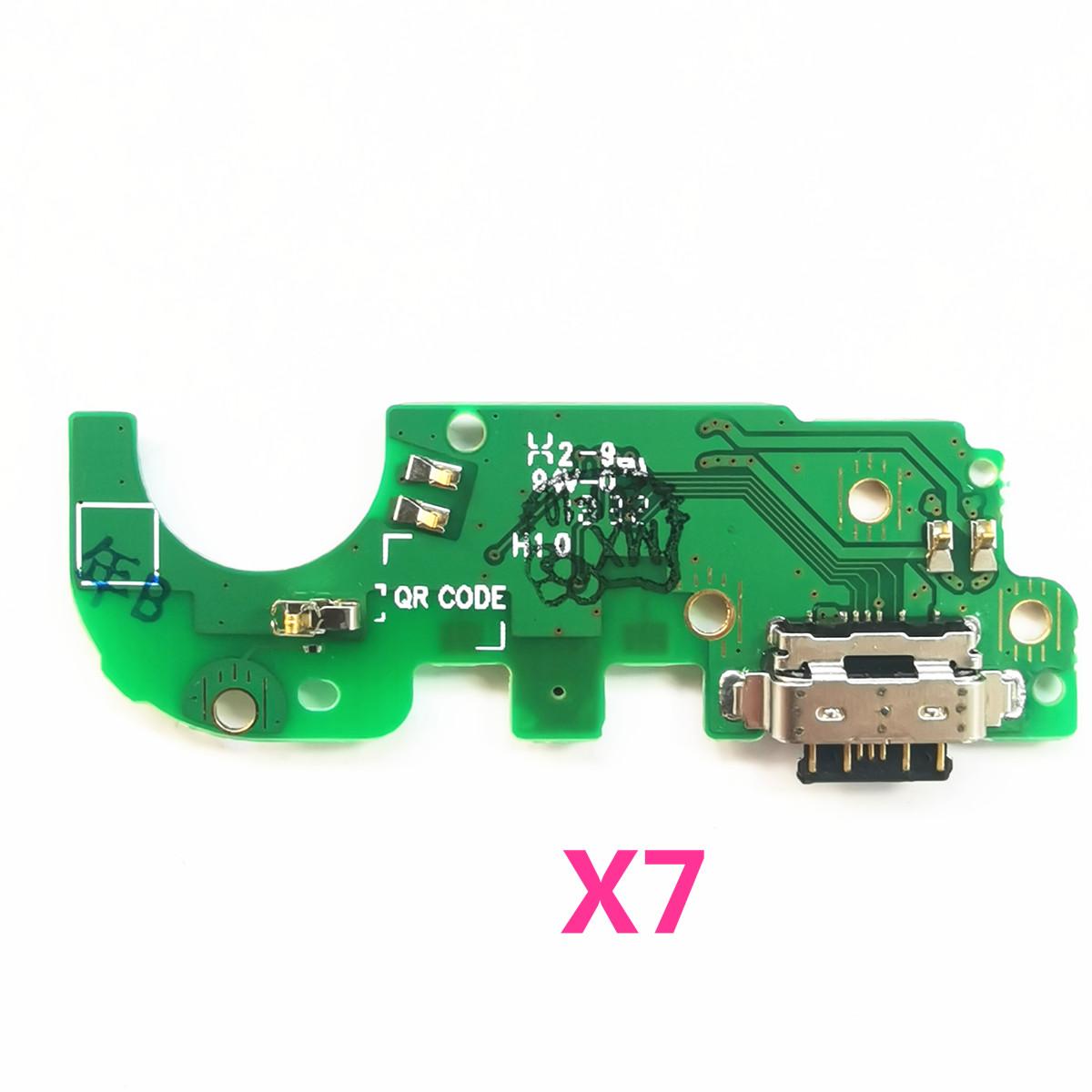 适用尾插小板充电接口通话讯号送话器详细照片