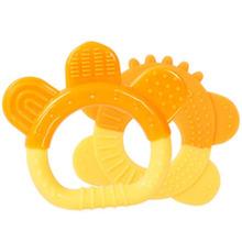软硅胶婴儿磨牙棒可水煮防吃手