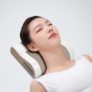启速家用多功能颈椎按摩枕揉捏神器