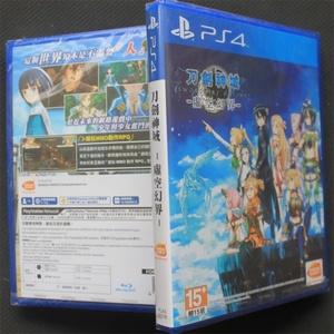 Spot Trò chơi máy chủ PS4 chính hãng Sword Art Online Void Fantasy SAO Void với phiên bản Trung Quốc - Trò chơi