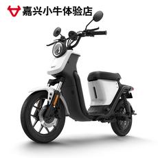 Электрический мотоцикл Теленок электромобиль У1 пятна