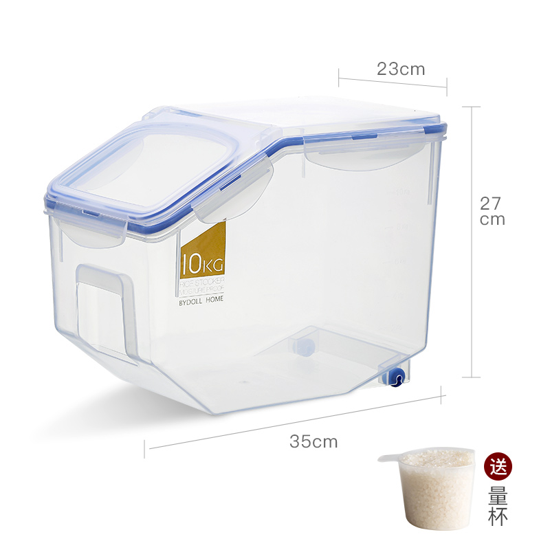 Transparent 12L (feeding cup)