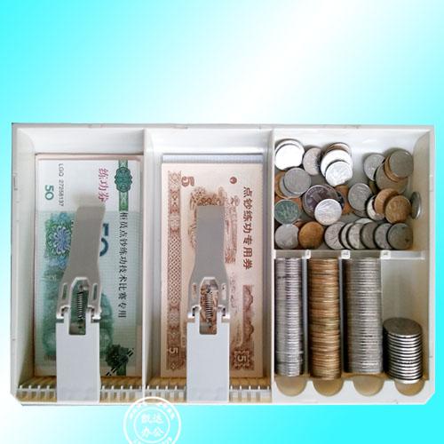 Канцтовары Рекламные кассовый аппарат кассовые аппараты деньги 2 коробка ABS материала кассовый аппарат кассовые аппараты поле денежных коробка для почты