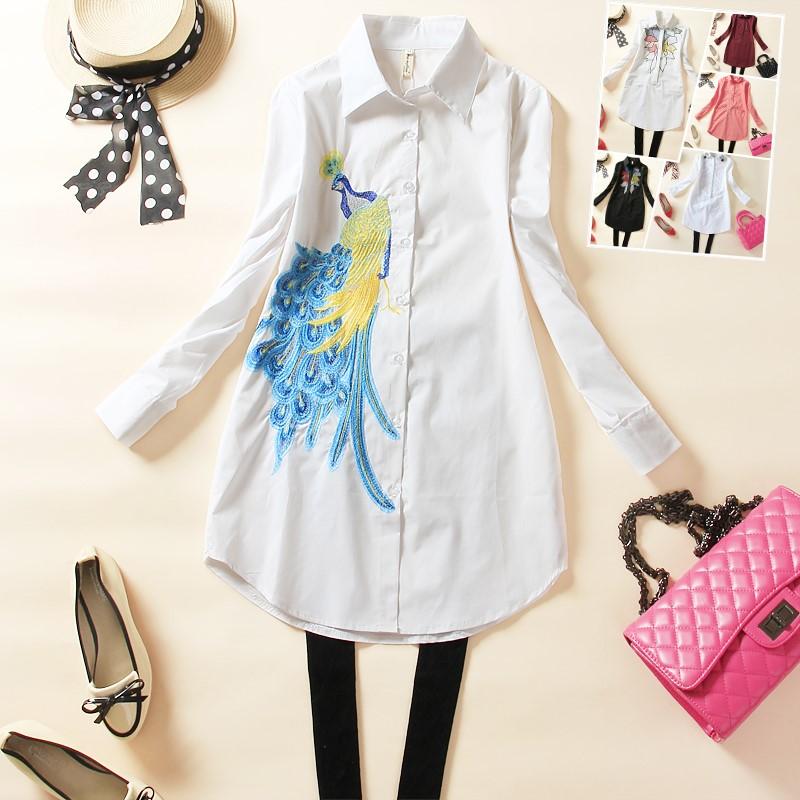 格子衬衫女长袖韩版纯棉学生休闲修身外套衬衣女春装新款女装2016
