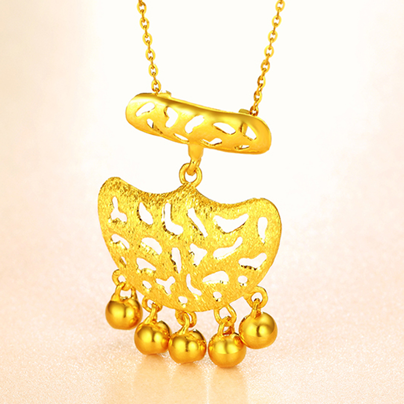 Woodland gold pendant gold necklace women longevity gold lock woodland gold pendant gold necklace women longevity gold lock pendant wedding gift jewelry gold love lock t aloadofball Images