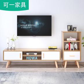 Тумбы под телевизор, мультимедиа,  Нордический телевизионный шкаф простой современный гостиная спальня небольшой квартира телевизионный шкаф сочетание мебель легко телевизор кабинет, цена 1602 руб
