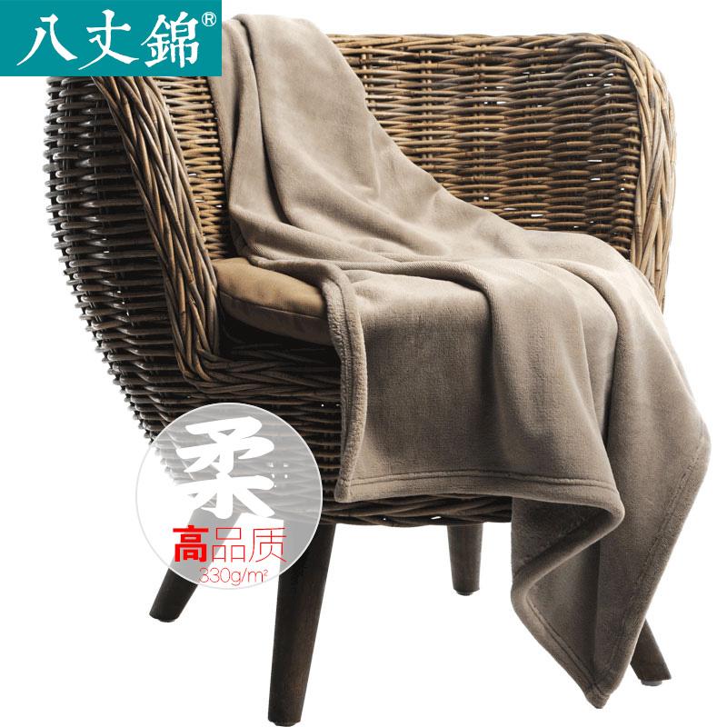 Тонкое одеяло летнее тонкое стиль Кондиционер Коралловый кашемир один Человек одеяло мини сон одеяло студент корпус ножка