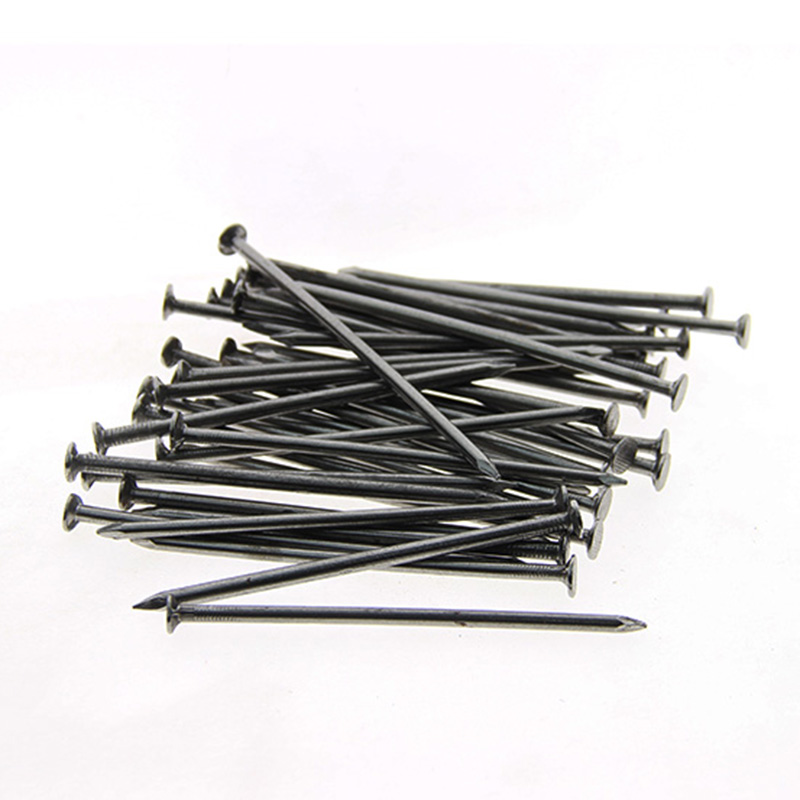 USD 6.49] 1200 small Iron nail fine marine nail round steel nails ...