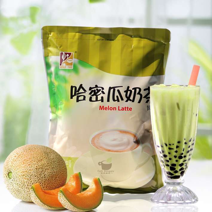 Usd 17 39 Hami Melon Milk Tea 1kg Instant Fruit Flavor Milk Tea Drink Ingress Restaurant Dessert Shop Bag Milk Tea Powder Raw Material Batch Wholesale From China Online Shopping Buy 1/2 cup unblanched almonds plus sliced almonds for garnish, 1 cantaloupe, halved, the seeds discarded and the flesh scooped out, 2 tablespoons honey, 1 tablespoon fresh lime juice, lime slices for garnish. hami melon milk tea 1kg instant fruit