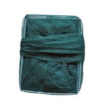Shrimp Cage Fishing cage Shrimp net thickening Eye folding fish net shrimp cage