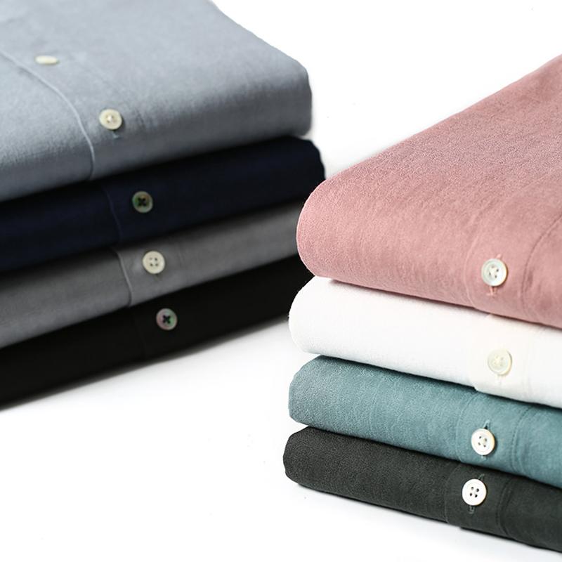 [MMECS028] жасмин элегантный коллекция джентльмен вкус пестрый восемь жаккард мышца причина хлопок рубашка ( мужской )