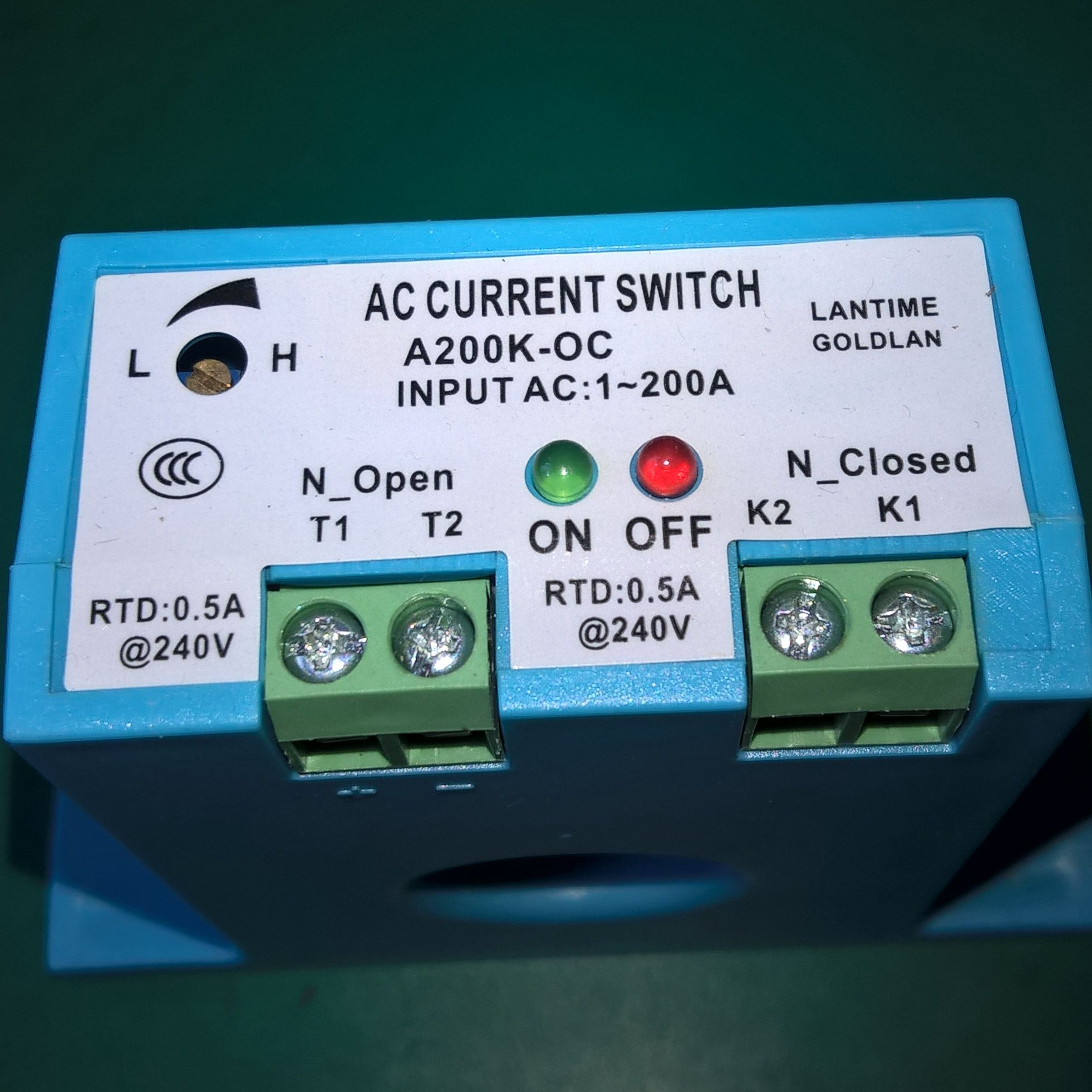Categoryinduction Switchproductnamenormally Open Normally Closed Or Relay Dual Group Ac Current Isolated Inductive Switch Monitor Transformer