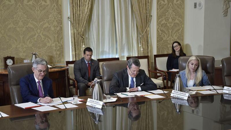 FOMC会议决议终极前瞻:可能会小幅调整超额准备金利率,扩表和回购操作的政策路线图值得重点关注