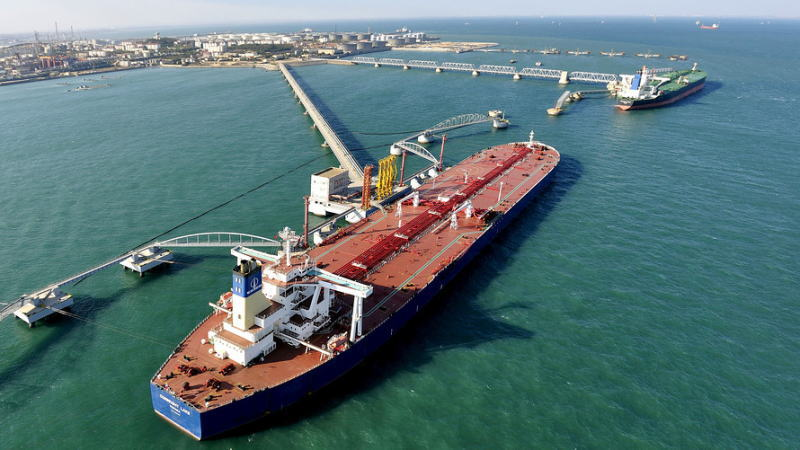 去年,沙特连续2年超过俄罗斯,成为中国头号原油供应国